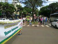 JORNAL REGIONAL EXPRESS: Maringá se veste de verde e amarelo para apoiar a ...