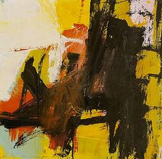 Reflections, 1959, Franz Kline (New York, Metropolitan Museum)