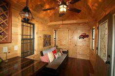 Living Room - Southeastern Tiny Homes