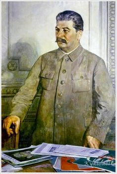 Joseph Stalin Portrait Oil Painting Home Decoration Oil painting Wall Pictures Home Decor Poster Wall art paint 2 Russian Painting, Russian Art, Soviet Art, Soviet Union, Kandinsky, Realism Artists, Joseph Stalin, Socialist Realism, Memorial Museum