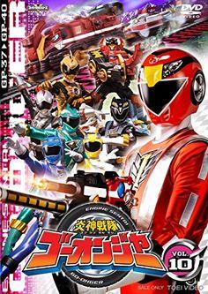 160 Best Engine Sentai Go-Onger (Engine Task Force Go-Onger
