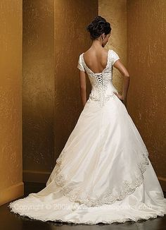 country wedding dress ... love the back of this dress! #Treat Yourslef #Shopkick  I wish for these treats to treat my fiance for our wedding on February 14, 2014.