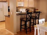How to Create a Raised Bar in Your Kitchen : How-To : DIY Network