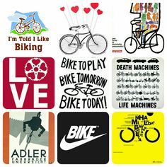 I Love Biking...