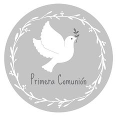 Première Communion, First Communion Party, First Holy Communion, Diy And Crafts, Arts And Crafts, Paper Crafts, Logo Word, Watercolor Cards, Print And Cut