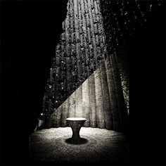 confórmi [le forme non appartengono a nessuno] — Peter Zumthor, Bruder Klaus Field Chapel,. Peter Zumthor, Church Interior, Medical Spa, Land Art, Light And Shadow, Studio, Theatre Stage, Inspiration, Hobbit