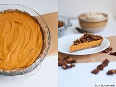 ... - Pies on Pinterest | Pie Recipes, Pies and Pumpkin Pie Recipes