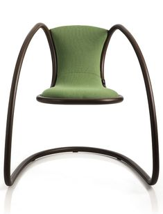 Luxy Timeless Armchair - Design Armchair - Safe Shopping on Lomuarredi Funky Chairs, Metal Chairs, Cool Chairs, Modern Chairs, Modern Chair Design, Iron Furniture, Unique Furniture, Industrial Design Furniture, Furniture Design