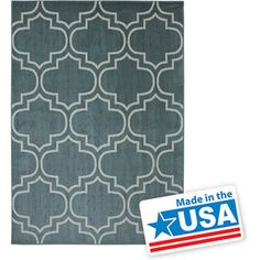 Mohawk Home Hampton Woven Area Rug, $150 for 8x10 rug, good price at walmart!