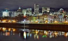 Seattle Skyline, New York Skyline, Portland, Travel, Voyage, Viajes, Traveling, Trips, Tourism