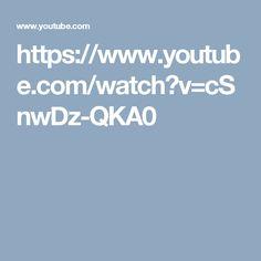 https://www.youtube.com/watch?v=cSnwDz-QKA0