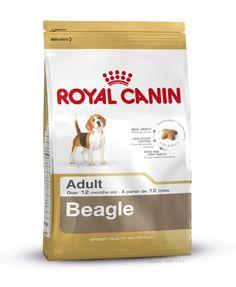 Alleinfuttermittel speziell für den ausgewachsene #Beagle ab dem 12. Monat. Der Beagle ist bekannt für seine Tendenz zur Gewichtszunahme. Ein angepasster Kaloriengehalt wie bei  BEAGLE ADULT kann dem erwachsenen Beagle helfen, sein Idealgewicht zu halten. http://www.royal-canin.de/hund/produkte/im-fachhandel/nahrung-fuer-rassehunde/ausgewachsene-rassehunde/beagle-adult/