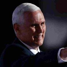 Indiana Gov. Mike Pence, the Republican vice presidential nominee, headlined Wednesday's event. But all eyes were on Ted Cruz earlier in the evening for his refusal to endorse Donald Trump.