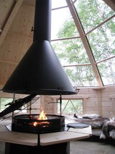 Outside Sheds, Foyers, Bbq Hut, Grill Design, Garden Office, Fireplace Design, Mid Century House, House In The Woods, Diy Design