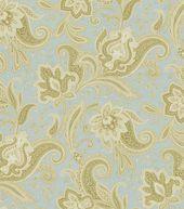 Home Decor Print Fabric-Waverly Rustic Retreat Glacier