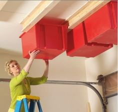 DIY Weekend Project: Create a Sliding Storage Solution « Reinhart