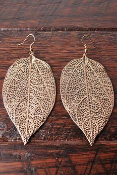 Fall Leaves Earrings