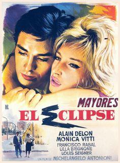 1962 - El eclipse - L'eclisse - tt0056736