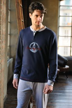 Nuova collezione #homewear Navigare AW 2014 #men #look #fashion #homewear #aw14