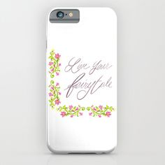 Live your fairytale by Psychae as a high quality iPhone & iPod Case. Worldwide shipping available at Society6.com.