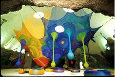 Crochet playground by Toshiko Horiuch