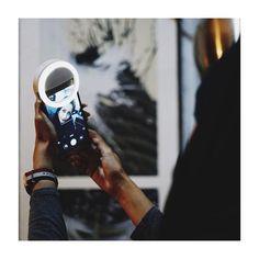 AkuBaruBeli lampu selfie di  tokopedia. Bener-bener mempermudah aku untuk  mengambil foto fb2dc21a23