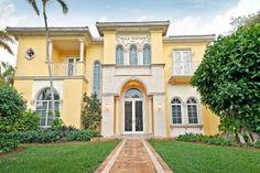Beautiful European inspired Estate home in East Boca Raton.