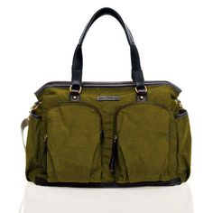 TWELVELittle - Unisex Courage Tote Olive