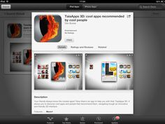 Best Apps, App Store, Free Apps, Ipad, Itunes, Iphone, Cool Stuff, Apple, Holidays