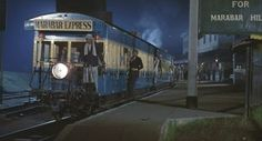 A Passage To India - Location-Notes, Photos, and Maps of Coonoor Railway Station and the NMR A Passage To India, Classic Films, New Movies, Colonial, Trains, British, Tv, Image, Television Set