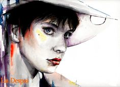 Nikita Watercolor