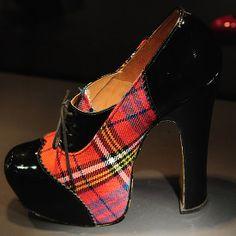 fashion, vivienne westwood, shoe exhibition, selfridges, london