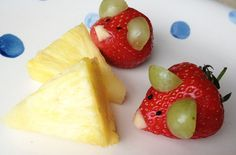 Fun ways to get your kids eating fruit and veg - A fruity rainbow - Recipes - goodtoknow
