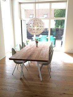 Egetræs plankebord