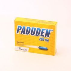 Paduden 200 mg is indicated for:  - Acute or chronic treatment of rheumatic diseases: inflammatory rheumatic or degenerative, extraarticular rheumatism;  - Symptomatic treatment of painful headache, migraine (treatment and prevention), dental pain, dysmenorrhea, musculoskeletal pain, joint and muscle pain (including tendonitis, bursitis, dislocations, sprains);  - Symptomatic treatment of fever.