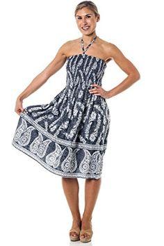 Onesizefitsmost Tube DressCoverup  Jasmine Grey * For more information, visit image link.
