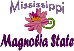 Mississippi - The Magnolia State