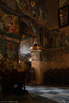 Christian World, Christian Church, Olgierd Von Everec, Spiritus, Byzantine Art, Orthodox Christianity, Light Of Life, Orthodox Icons, Kirchen