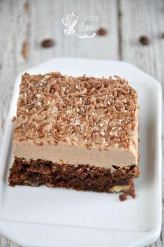 Cake Cookies, Tiramisu, Brownies, Sweets, Ethnic Recipes, Food, Mascarpone, Projects, Cake Brownies