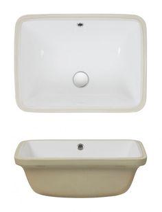 Torino A Midi Basin in Undermount   Luxury bathrooms UK, Crosswater Holdings