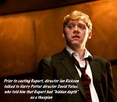 Rupert Grint Fact #1   #RupertGrint #Fact1 #1 #RupertGrintFacts