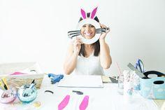 Acessórios para Páscoa, DIY, Páscoa, Easter, Faça Você Mesma