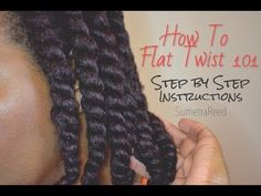 How to Freshen Up Your Twist Out — SumetraReed.com