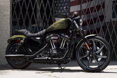 Sportster Iron 883 2016 | Harley-Davidson France