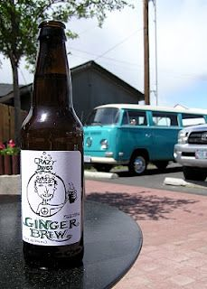 Dave's Crazy Ginger Brew is locally-made and quite delicious. Used in many of our cocktails at the spa! Alone, it is an aphrodisiac! #BendOregon #DavesCrazyGinger #GingerBrew