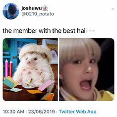 #nctmemes #Jungwoo Funny Kpop Memes, Bts Memes, K Pop, Nct Life, Jung Woo, Meme Faces, Bts Boys, Taeyong, Hunger Games
