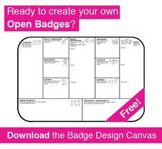 Open Badges Blog — DigitalMe   Badge Design Canvas