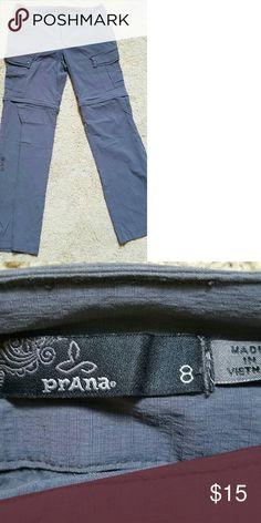 Prana Women's Zip Off pants Women's Zip Off pants in great condition. Prana Pants