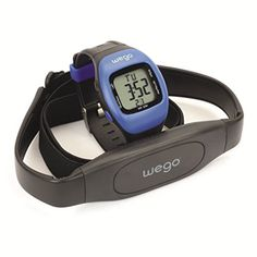 WEGO Enduro 100 Heart Rate Monitor Designed for Continuous Heart Rate Management * Click image for more details-affiliate link.