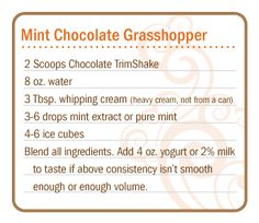 Trim shake recipe Slim & Sassy oir 2nd best selling product. www.mydoterra.com/oilguysrok Protein Shake Recipes, Smoothie Recipes, Smoothies, Protein Shakes, Cooking With Essential Oils, Doterra Essential Oils, Doterra Recipes, Thm Recipes, Doterra Slim And Sassy